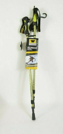 Mountainsmith Rambler 7075 Trekking Poles, Citron Green
