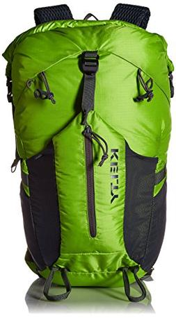 Kelty Ruckus Roll Top Backpack, 28 L, Green Apple