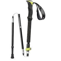 Ferrino Spantik Walking/Trekking Poles, Black, One Size