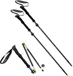 sterling endurance short persons trekking poles collapsible