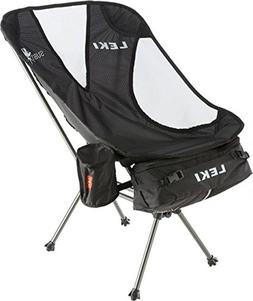 Leki Sub 1 Folding Chair Black