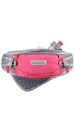 UltrAspire Synaptic Hydration Waist Belt, Pinnacle Pink, Uni