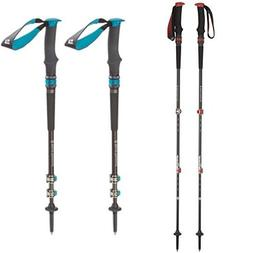 Black Diamond Trail Pro Shock Trekking Pole, 68-140cm and Bl