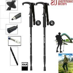 Trekking Hiking Walking Sticks Poles For Men Women Alpenstoc