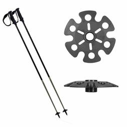 Trekking Pole Replacement Tip Guard Walking Stick Accessory