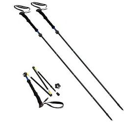 """Sterling Endurance Trekking Poles/Collapsible to 13 1/2"""" / H"""