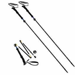 Sterling Endurance Trekking Poles/Collapsible to Single , Bl