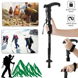 Trekking Sticks Pole Alpenstocks Komperdell Anti-shock Walki