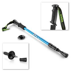 Trekking Walking Hiking Stick Pole Alpenstock Adjustable Ant