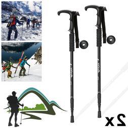Hiking Sticks Trekking Poles Alpenstock for Walking Men Wome