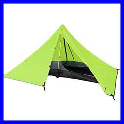 Survivalist Ultralight Pyramid Tents Camping Tent Solo Tent