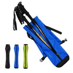 US Hiking Trekking Pole Bag Walking Stick Storage Bag Carry