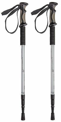 Walking Pole Anti Shock Trekking Poles BAFX Products Strong