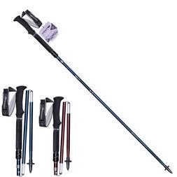 Walking Sticks <font><b>Pole</b></font> Cane 5 Section Matra