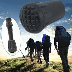 Wearable Rubber Tip End Cap Hammer Trekking Pole Walking Hik