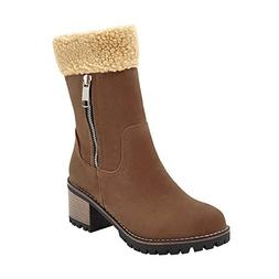 winter flock warm boots martin